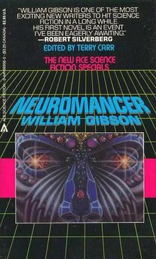 Cover of Neuromancer by William Gibson