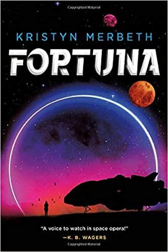 Cover of Fortuna by Kristyn Merbeth