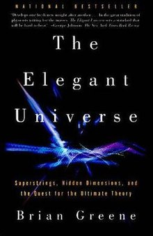 Cover of The Elegant Universe by Brian Greene