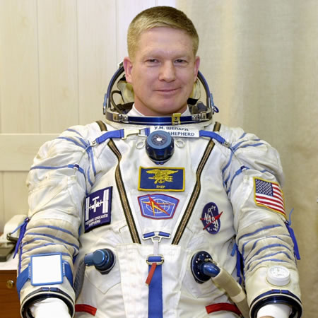 Capt. Bill Shepherd